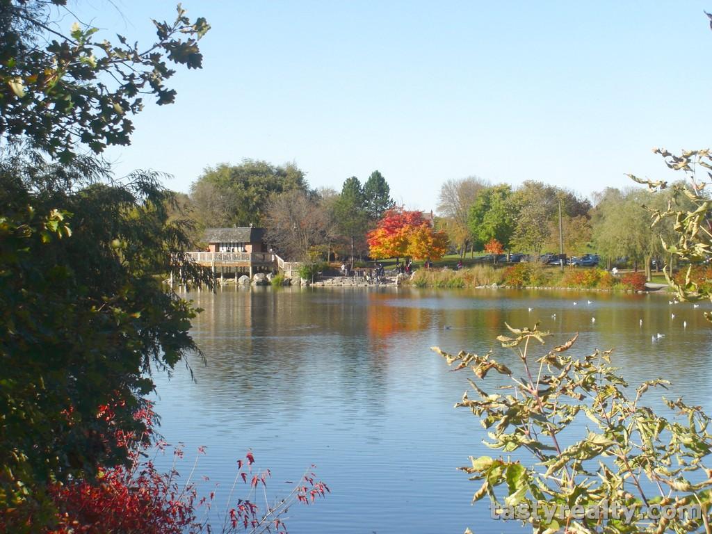 Toogood Pond In Unionville